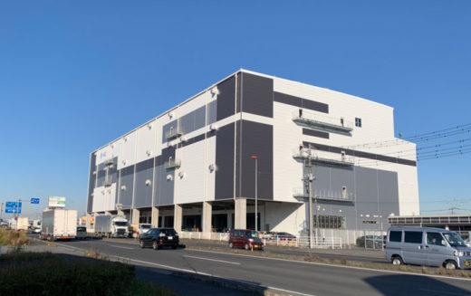 20210226kic2 520x327 - KIC/埼玉県春日部市に2.1万m2の物流施設を竣工