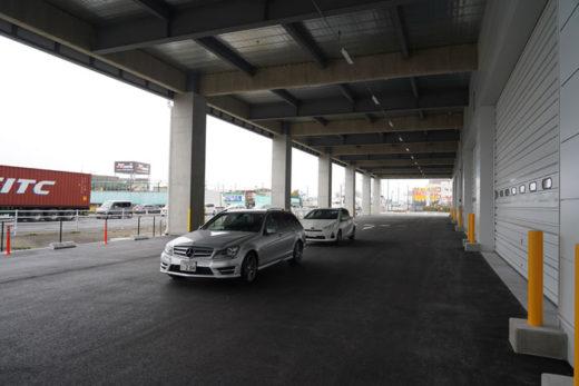 20210226kic4 520x347 - KIC/埼玉県春日部市に2.1万m2の物流施設を竣工