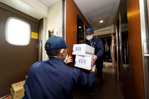 20210226sagawa 520x346 - 佐川急便、JR九州/新幹線貨客混載の事業化へ実証実験