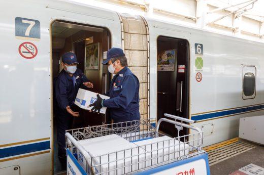 20210226sagawa1 520x346 - 佐川急便、JR九州/新幹線貨客混載の事業化へ実証実験