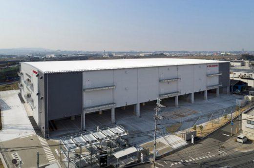 20210301mitui 520x344 - 三井物産都市開発/京都で物流施設竣工、JPトールが1棟利用