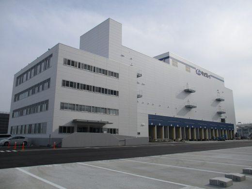 20210301nichirei 520x390 - ニチレイロジ/横浜本牧ふ頭で先端技術活用した冷蔵倉庫稼働
