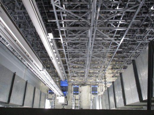 20210301nichirei2 520x390 - ニチレイロジ/横浜本牧ふ頭で先端技術活用した冷蔵倉庫稼働