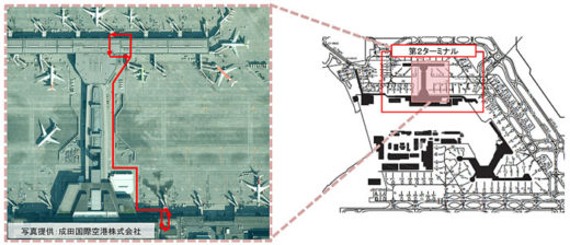 20210302jal3 520x224 - JAL/手荷物搬送用の自動運転トーイングトラクター成田空港に導入
