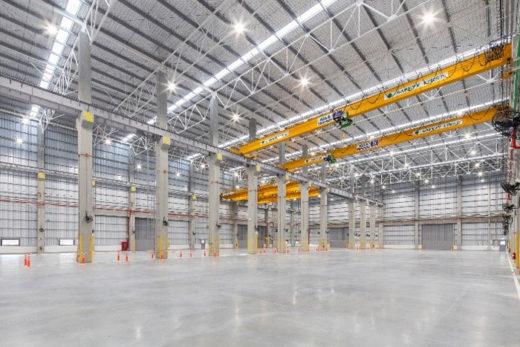 20210302nittsus4 520x347 - 日通商事/AZLタイランドと協業で新ロジスティクスセンター竣工