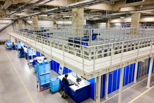 20210302sghd3 520x347 - SGHD/次世代型大規模物流センターが全面稼働を開始