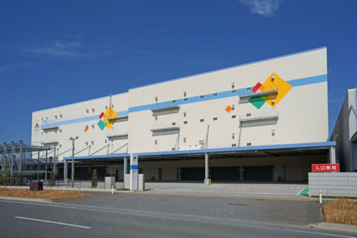 20210302suzuyo 520x347 - 鈴与/福岡市に2号棟となる1.27万m2の物流センター稼働開始