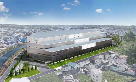 20210303glp 520x317 - 日本GLP/名古屋で4.4万m2物流施設着工、感染予防で対策