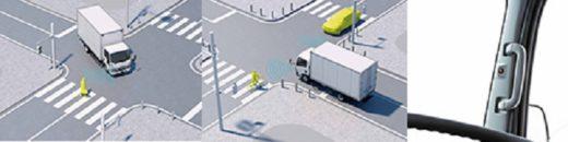 20210303isuzu2 520x130 - いすゞ/新型エルフ、交差点警報やLEDライトで安全性向上