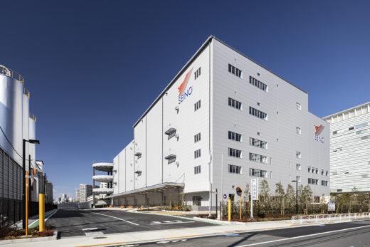20210303seino 520x347 - 西濃運輸/深川支店の建替完了、「ロジ・トランス」拠点に