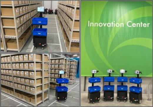 20210304rapyuta 520x367 - Rapyuta Robotics/AMRを鴻池運輸イノベーションセンター導入
