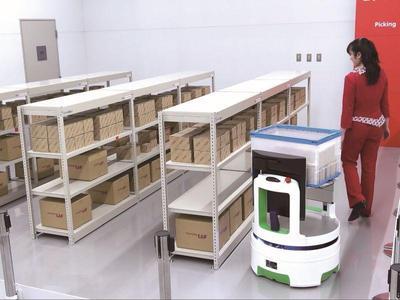 20210304toyotalf2 - 豊田自動織機/物流機器ショールームを20年ぶり刷新