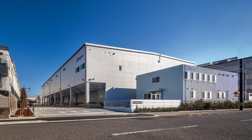 20210305rengo 520x288 - レンゴー/子会社が広島市の物流拠点をリニューアル
