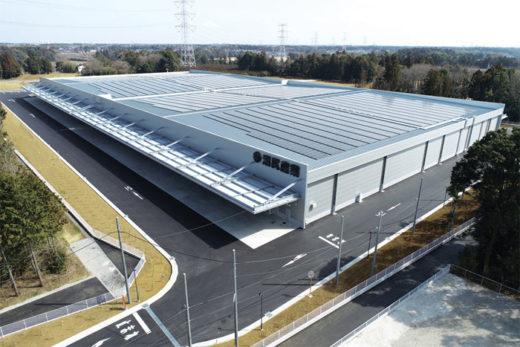 20210310numajiri1 520x347 - 沼尻産業/茨城県つくば市に1.8万m2の物流施設竣工