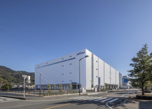 20210312alfresa 520x374 - アルフレッサ/静岡県藤枝市に超低温対応の医薬品物流センター