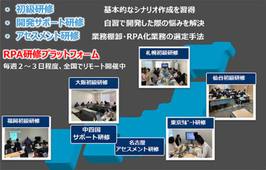20210312nichirei2 520x334 - ニチレイロジグループ/年間18万時間の業務RPA化を達成