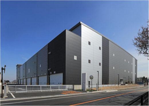 20210315cre1 520x368 - シーアールイー/埼玉県入間郡三芳町に東ハト専用の物流施設竣工