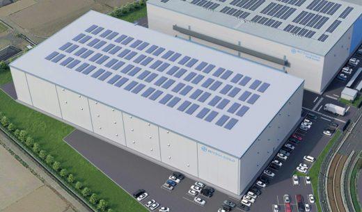 20210316mitsui2 520x305 - 三井倉庫/東京都品川区にヘルスケア専用物流拠点開設