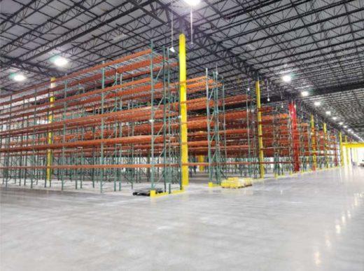 20210316nittsu1 520x387 - 米国日通/シカゴに新物流施設、本社機能を移転