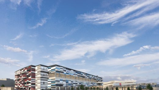 20210317ihi 520x296 - IHI、三井不動産/神奈川県綾瀬市で5.9万m2物流施設を着工