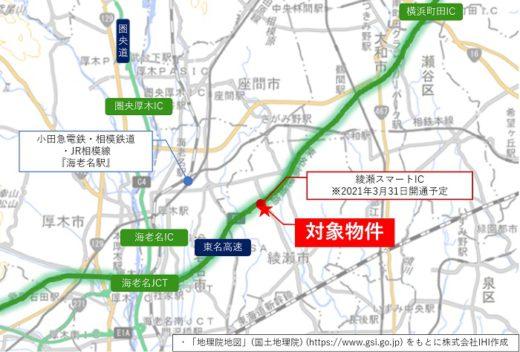 20210317ihi1 520x352 - IHI、三井不動産/神奈川県綾瀬市で5.9万m2物流施設を着工