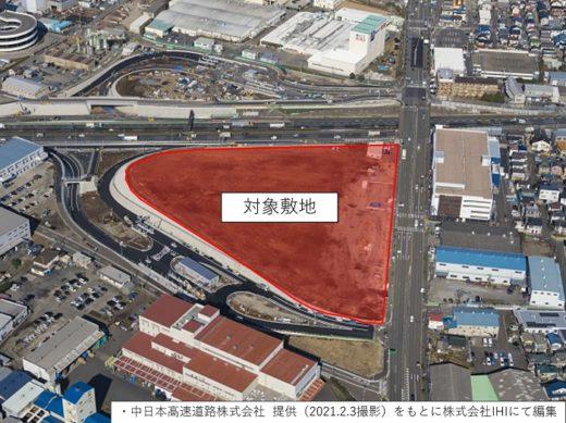 20210317ihi2 520x389 - IHI、三井不動産/神奈川県綾瀬市で5.9万m2物流施設を着工