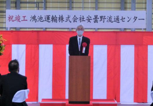 20210318konoike2 520x360 - 鴻池運輸/長野県安曇野市に物流施設竣工、4月中旬本格稼働