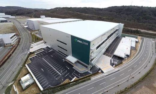 20210318prologis 520x312 - プロロジス/兵庫県神戸市に4.5万m2の物流施設を満床で竣工