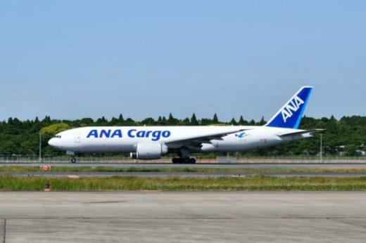20210319ana 520x346 - ANA/成田=ロサンゼルス線の貨物臨時便を運航