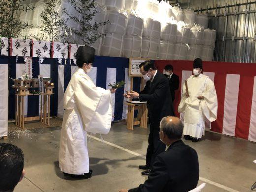 20210322maruzen1 520x390 - 丸全昭和運輸/茨城・常陸那珂港に新倉庫開設
