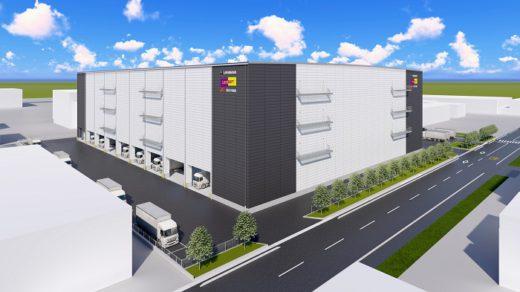 20210323nomura7 520x292 - 野村不動産/2年で計9棟・39万m2の物流施設を開発