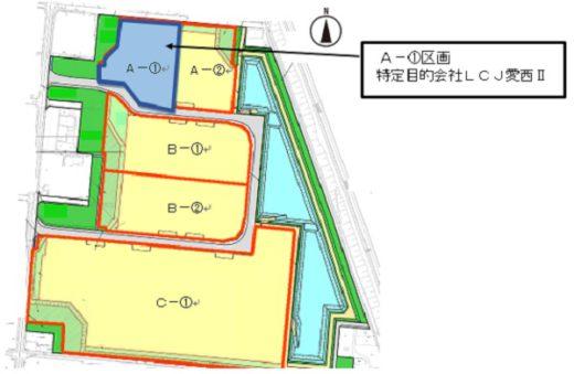 20210324lonco2 520x339 - 愛知県/愛西市の工業用地にロンコの物流施設誘致