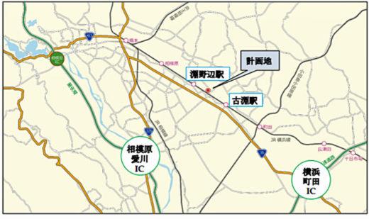 20210324mitsubishi2 520x309 - 三菱地所、日本生命/共同事業で相模原市に物流施設開発始動