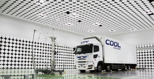 20210325hino2 520x267 - 日野自動車/CASE技術開発に対応の電子性能実験棟を新設
