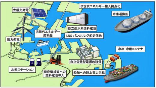 20210325yokohama21 520x293 - 横浜市/4月1日から環境に配慮した船舶入港制度拡充