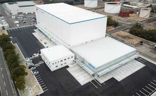 20210326maruha 520x321 - マルハニチロ物流/名古屋市港区で自動化物流センター完成