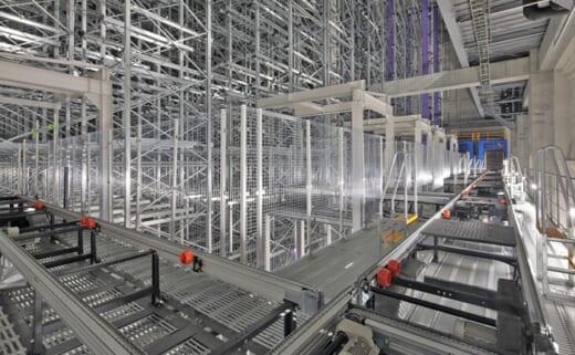 20210326maruha1 520x321 - マルハニチロ物流/名古屋市港区で自動化物流センター完成