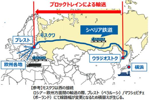 20210330kokkosyo1 520x351 - 国交省/シベリア鉄道利用でコストは高め、リードタイム約半分に