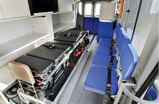 20210331konoike22 520x339 - 鴻池運輸/トヨタ、熊本赤十字の燃料電池医療車実証実験に協力