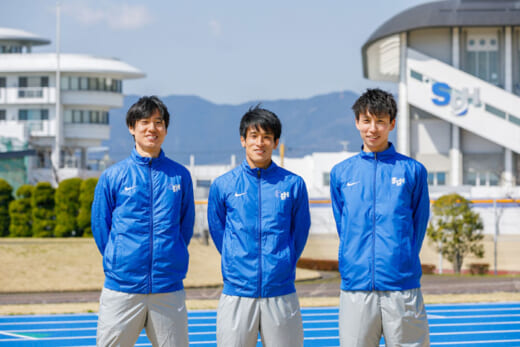 20210331sghd 520x347 - SGHD/陸上競技部に村沢明伸選手ら3名が新加入