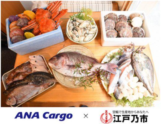 325anacargo1 520x400 - ANA Cargo/生産者支援事業でサードコンパスと業務提携