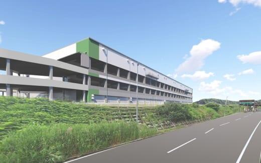 20210401cbregi 1 520x325 - CBRE GI/埼玉県比企郡嵐山町に11万m2物流施設建設