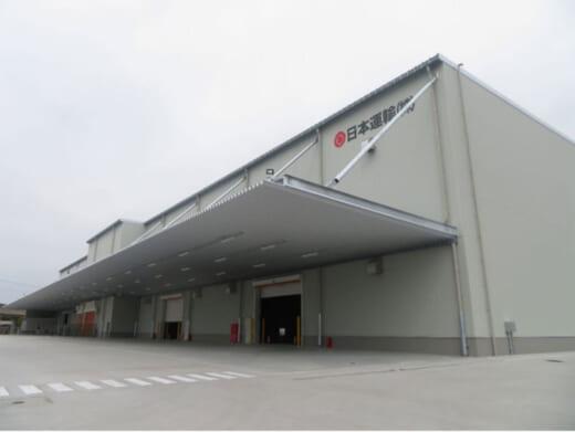 20210401nikkon1 520x391 - ニッコンHD/日本運輸伊勢崎営業所が1.39万m2の北千木倉庫竣工