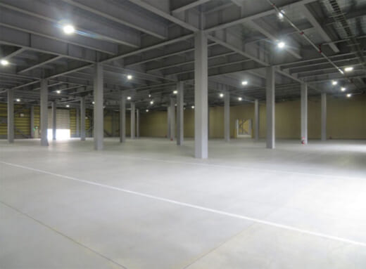 20210401nikkon2 520x383 - ニッコンHD/日本運輸伊勢崎営業所が1.39万m2の北千木倉庫竣工