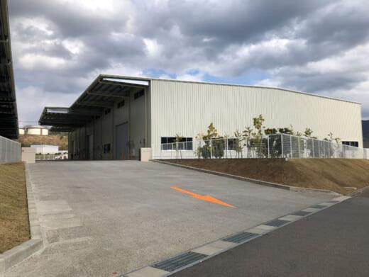 20210401upr1 520x391 - ユーピーアール/兵庫県の三木デポの第2倉庫を新設