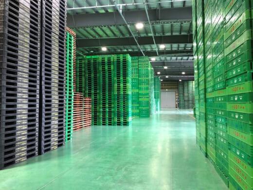 20210401upr2 520x391 - ユーピーアール/兵庫県の三木デポの第2倉庫を新設