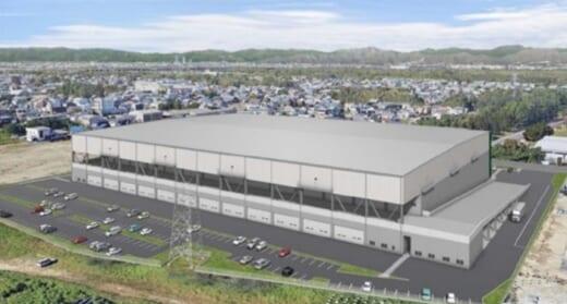 20210402cbre 520x279 - CBRE/岐阜県各務原市の物流施設で竣工前現地個別見学会