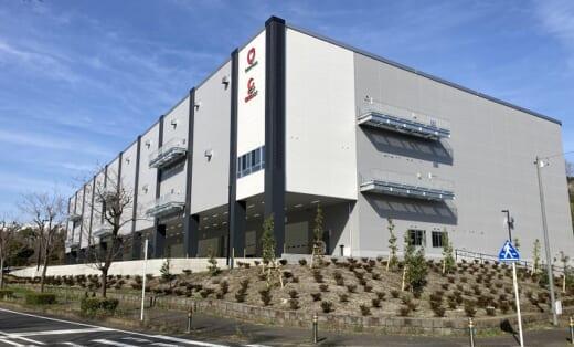 20210402daiwa 520x314 - 大和物流/秦野中井物流センター竣工、1社が全棟賃貸