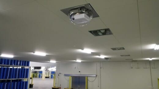 20210405aioi1 520x292 - アイオイ・システム/床面版プロジェクションピッキング開発