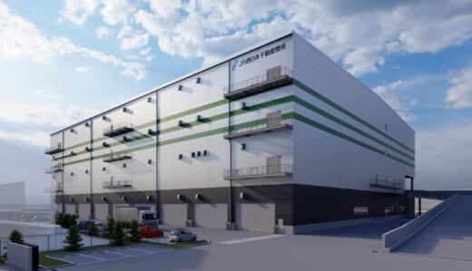 20210405jrwest 520x299 - JR西日本不動産開発/第1弾物流施設を兵庫県加古川市で着工